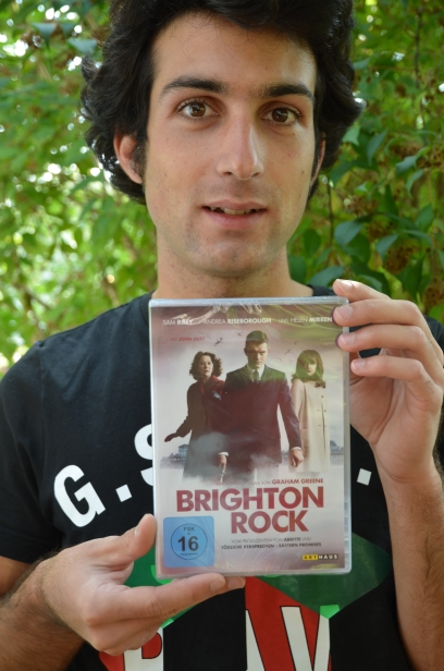 DVD Brighton Rock