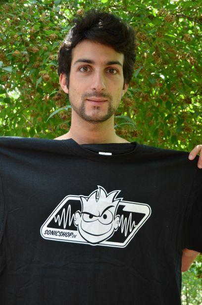 T-shirt Sonicshop