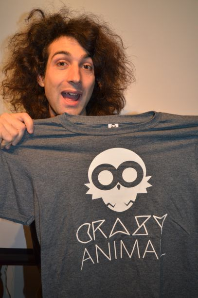 Crazy Animal T-Shirt