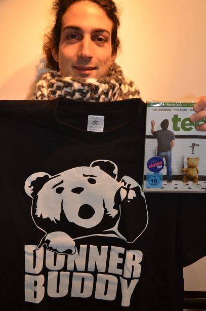 Tedd T-Shirt Donner Buddy