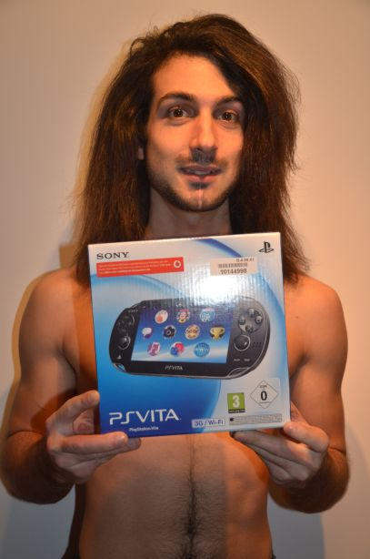 Playstation Vita 3G WiFi