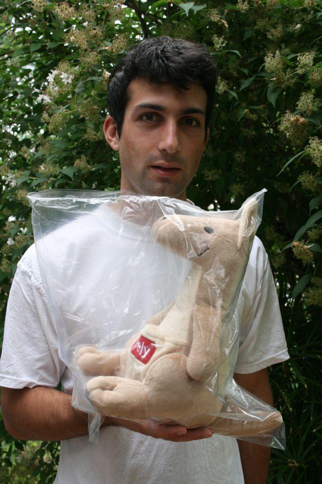 Pely Kangaroo